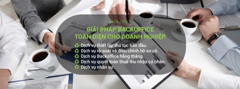 dịch vụ backoffice